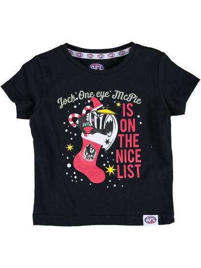 Afl Toddler Xmas Tee
