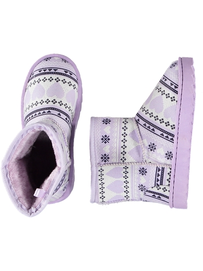 Girls Slipper Boots