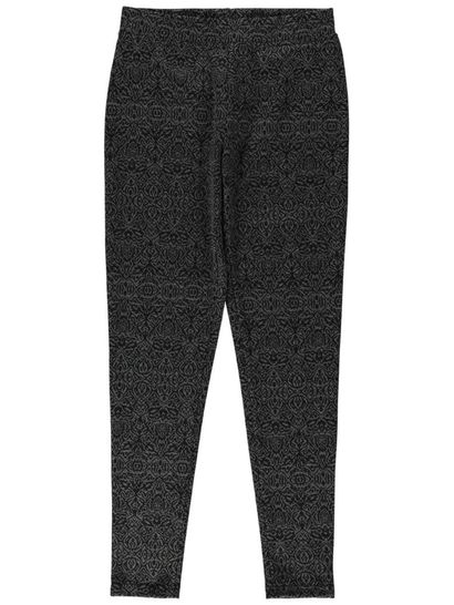 Womens Jacquard Legging