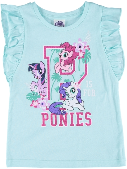 Toddler Girls My Little Pony Top
