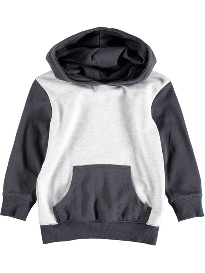 Boys Hooded Sweat Top
