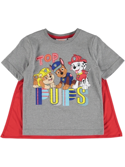 Toddler Boys Paw Patrol Caped T-Shirt
