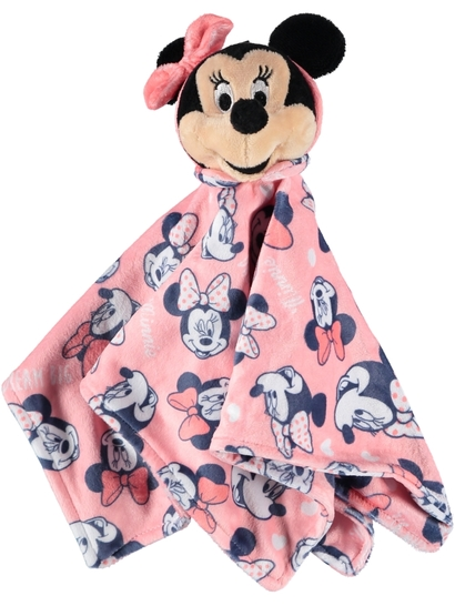 Baby Comforter minnie mouse