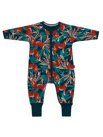 BABY BONDS PADDED ZIPPY ROMPER