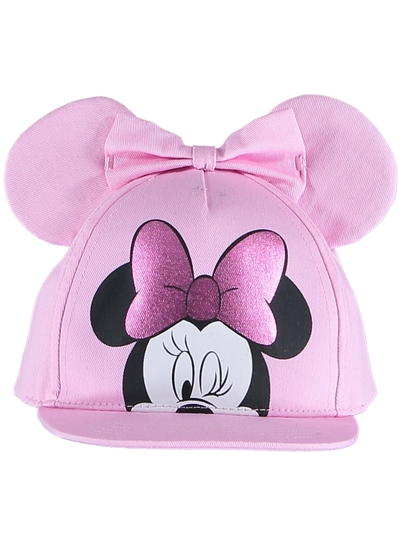 Baby Cap Minnie Mouse