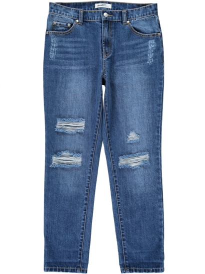 Miss Mango Boyfriend Denim Jean