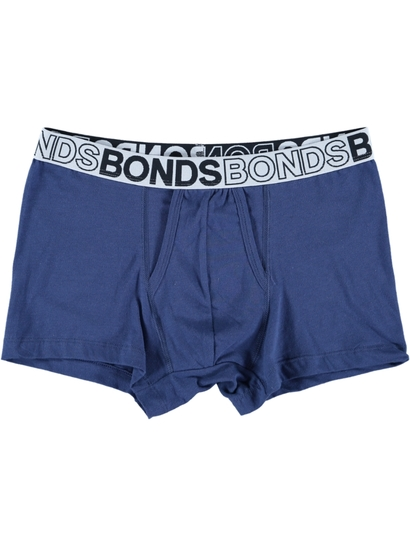 Mens Fly Front Bonds Trunk