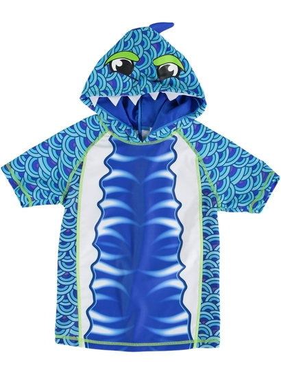Toddler Boys Novelty Rash Vest
