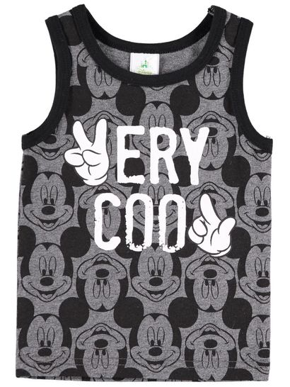 Baby Singlet Mickey Mouse