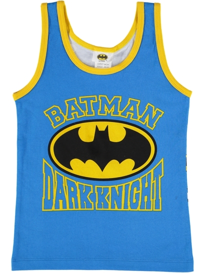 Boys Batman Vest