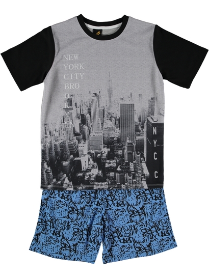Boys Sublimation Print Pj