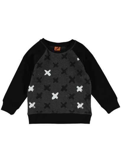 Boys Fleecy Sweat Top