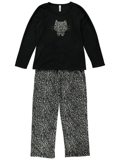 Microfleece Pyjama Set