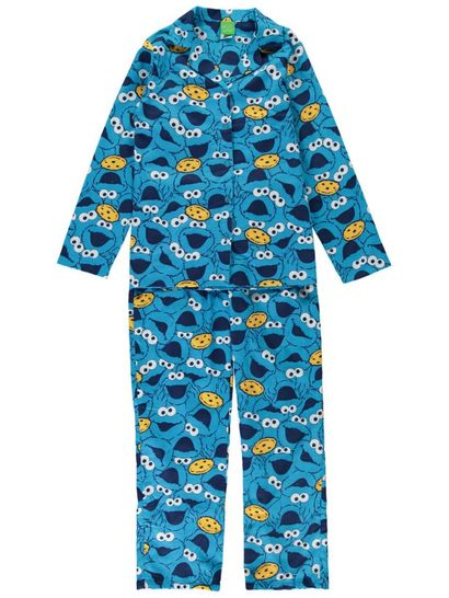 Character Flannel Pj