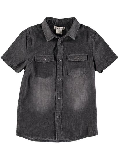 By Ss Chambray Shirt