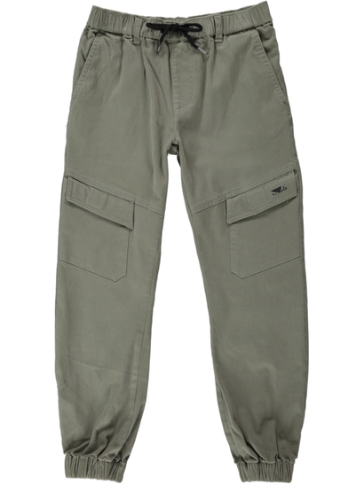 Boys Bad Boy Cuffed Pant
