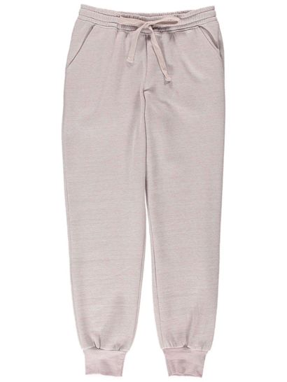 WOMENS METALLIC TRACKPANT