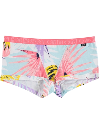 Womens Bonds Boyfit Trunk