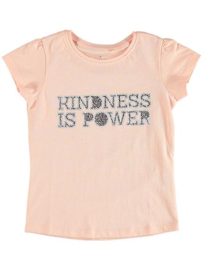 Toddler Girls Print Tees