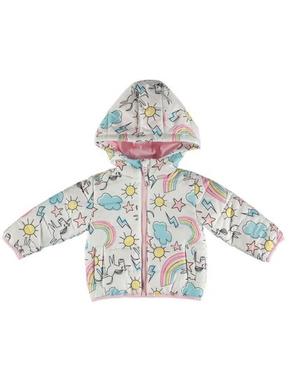 Toddler Girls Parka