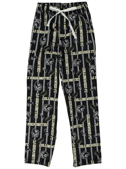 Mens Afl Flannelette Sleep Pant