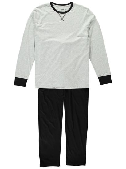 Long Sleeve Loungewear Set
