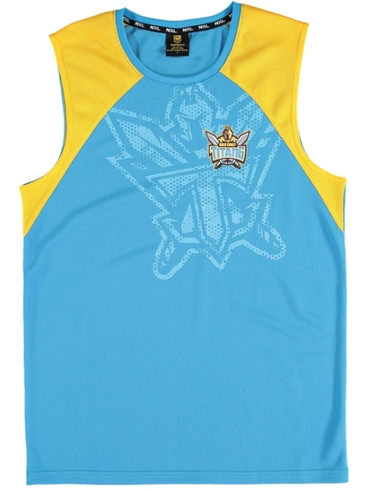 Mens Nrl Muscle Top