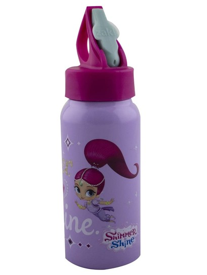 SHIMMER AND SHINE STAINLESS STEEL BOTTLE - BPA FREE