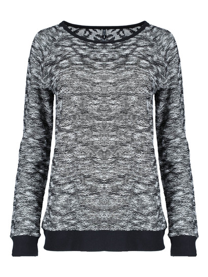 Plus Reversible Pullover Womens