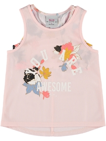 Toddler Girls Elite Print Tank