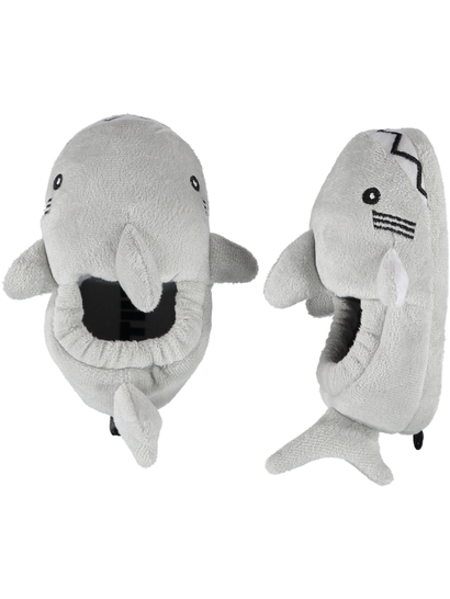Toddler Boy Shark Slipper