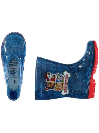 Toddler Boy Paw Patrol Rain Boot