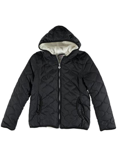 Girls Sherpa Lined Jacket