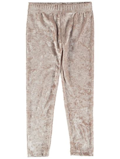 Toddler Girls Crushed Velour Legging