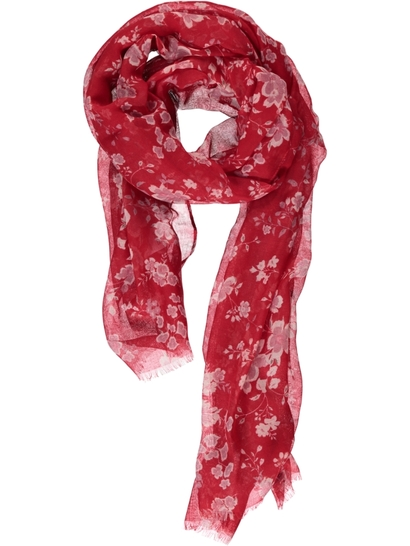 Women Printed Scarf