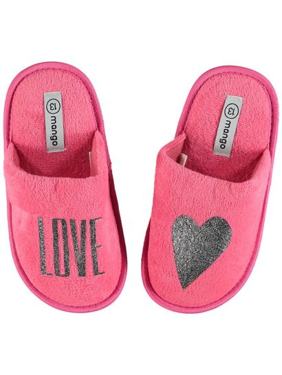 Girls Love Mule Slipper