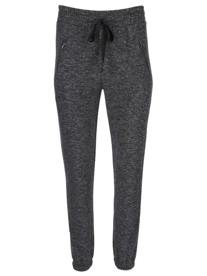 Womens Plus  Zip Trackpant