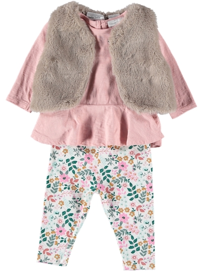 BABY 3PC OUTFIT SET