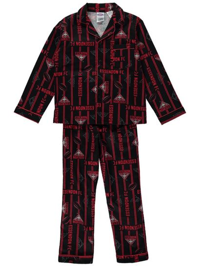 Youth Afl Flannel Pyjama