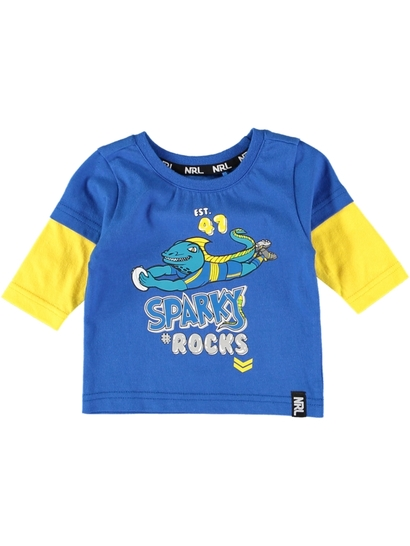 Infant NRL Long Sleeve Shirt