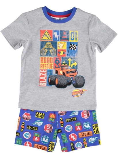 Boys Blaze Knit Pyjamas