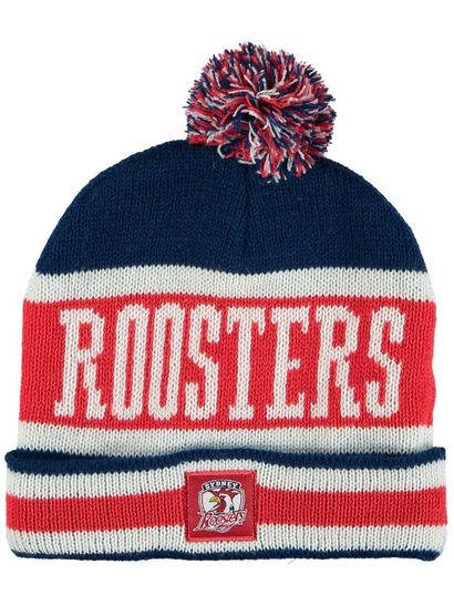Nrl Toddler Beanies