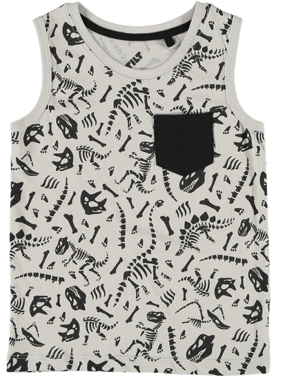 Toddler Boys Yardage Tank