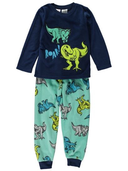 Boys Fleecy Pj Set