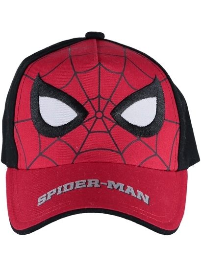 Boys Spiderman Cap