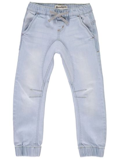 Boys Cuff Denim Jean