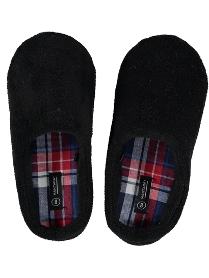 Mens Scuff Slipper