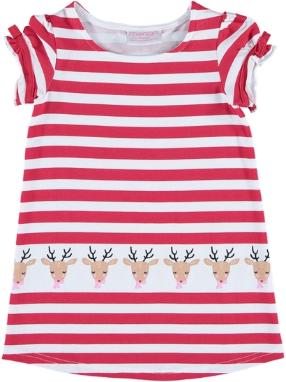 Toddler Girls A-Line Dress