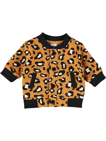 BABY PRINTED BOMBER JACKET