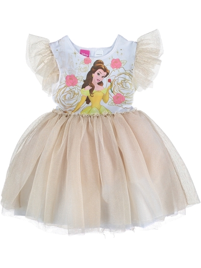 Toddler Girls Belle Dress